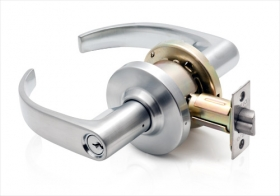 Fire Rated Lever Lock