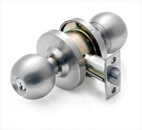 Fire Rated Knob Lock Set